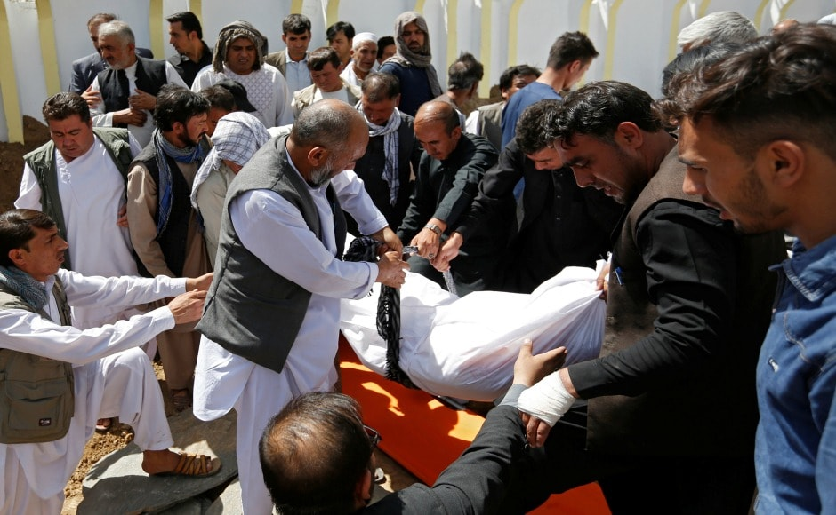 The UN Assistance Mission in Afghanistan (UNAMA) also issued a statement condemning the attack.It said that attacks directed against places of worship are serious violations of international law that may amount to war crimes. Reuters