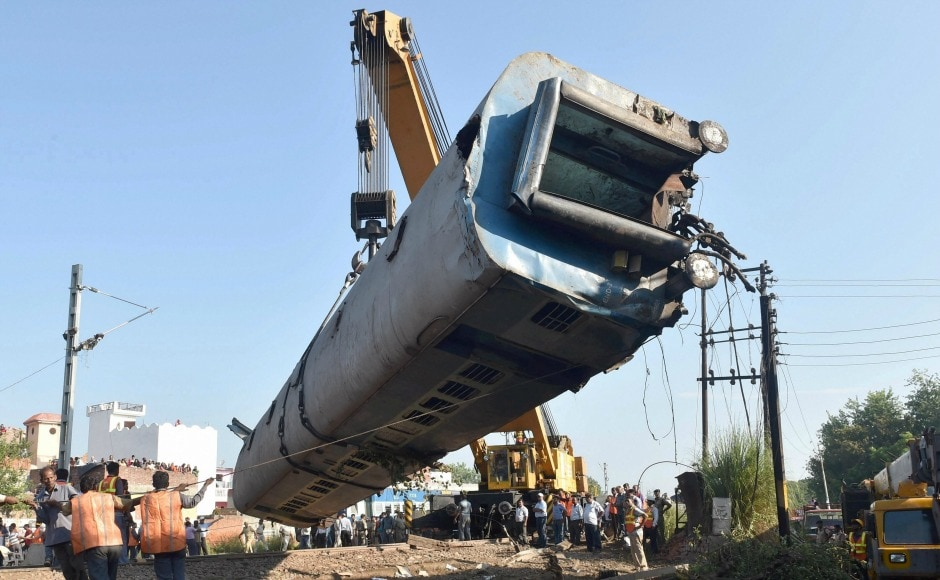 Railway minister Suresh Prabhu directed chairman of the Railway Board on Sunday to fix responsibility based on