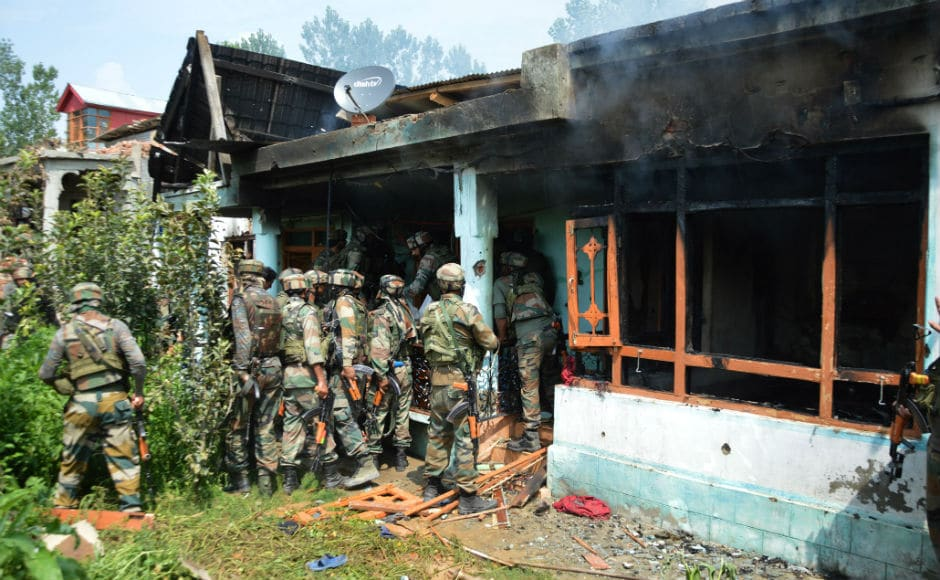 Dujana was said to be the mastermind behind the Pampore terror attack that killed at least eight CRPF men last year and the 2015 attack on a BSF convoy in Udhampur, in which two personnel were killed. He was was among the most wanted militants in Kashmir. Firstpost/Shah Hilal