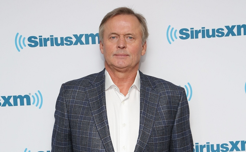 6. Author John Grisham shares the 6th spot($14 million) along with Nora Roberts. His last year's release, The Whistler, was the third best-selling novel of the year. Grisham's 2017 novel, Camino Island has hit the book shelves this year and the number of copies sold is increasing day by day. Image via Taylor Hill/Getty Images.