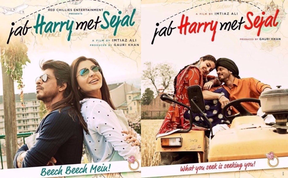 You do feel like the songs could have been given lesser screen time, only because watching Harry and Sejal interact is the best part of the film. Image via Facebook