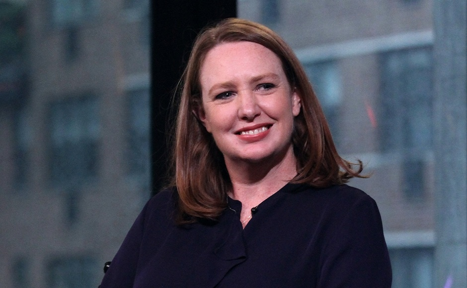 8. Paula Hawkins whose celebrated novel, 'The Girl On The Train' was also made into a successful and critically-acclaimed film starring Emily Blunt. earned her a huge share of revenue. She comes close to her competitors on the list ($13 million). Her latest book Into the Water has already been claimed by the same production studio to be made into a film.Image via Donna Ward/Getty Images.