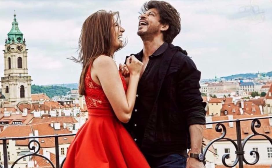 Jab Harry Met Sejal is very different, be it in its characterisation, picturisation or dialogues. So much so, that the anticipation of a commercial, lovey-dovey ending is made us nervous! Image via Facebook