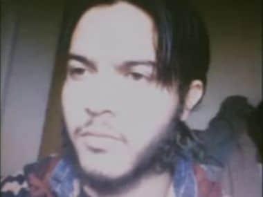 Screengrab of Abu Dujana. CNN-IBN