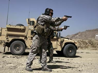US forces in Afghanistan. AP representational image