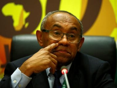 Africa Cup of Nations 2019: Cameroon 'not ready' to host tournament, says CAF chief Ahmad Ahmad