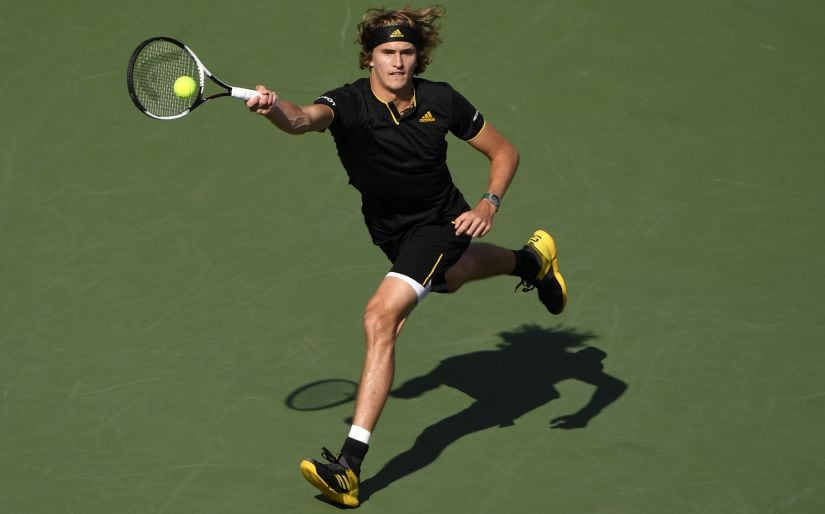 Alexander Zverev is considered the next big star in men's tennis but has never been past the fourth round of a Slam. Reuters