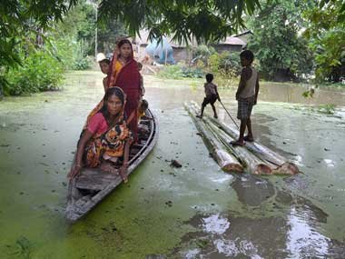 Assam floods: Four more deaths reported, ASDMA says 18.65 lakh people still affected