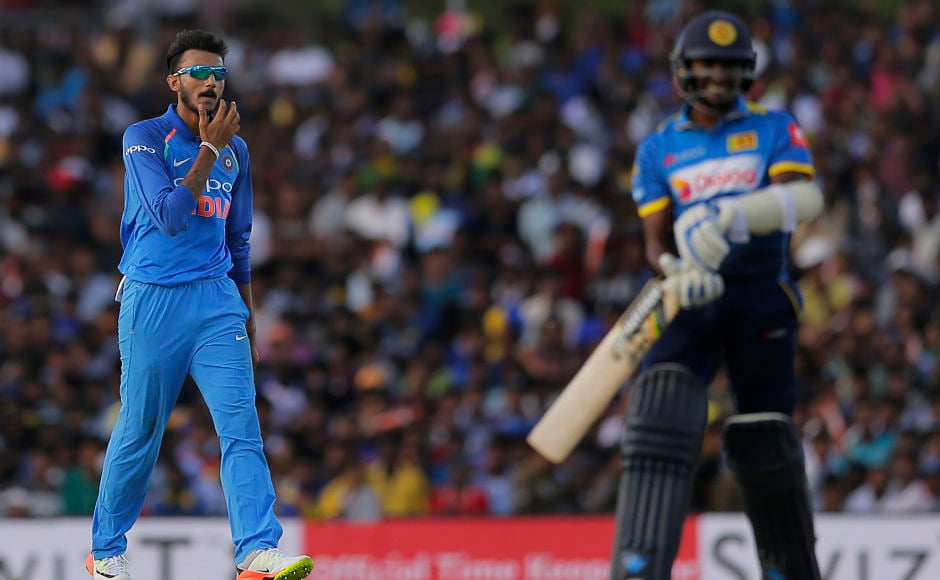 Axar Patel marked a successful comeback in Indian colours scalping three wickets at an economy of 3.40. AP