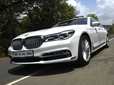 The BMW 740Li DPE Signature Trim Its Got A More Elegant Looking Design And
