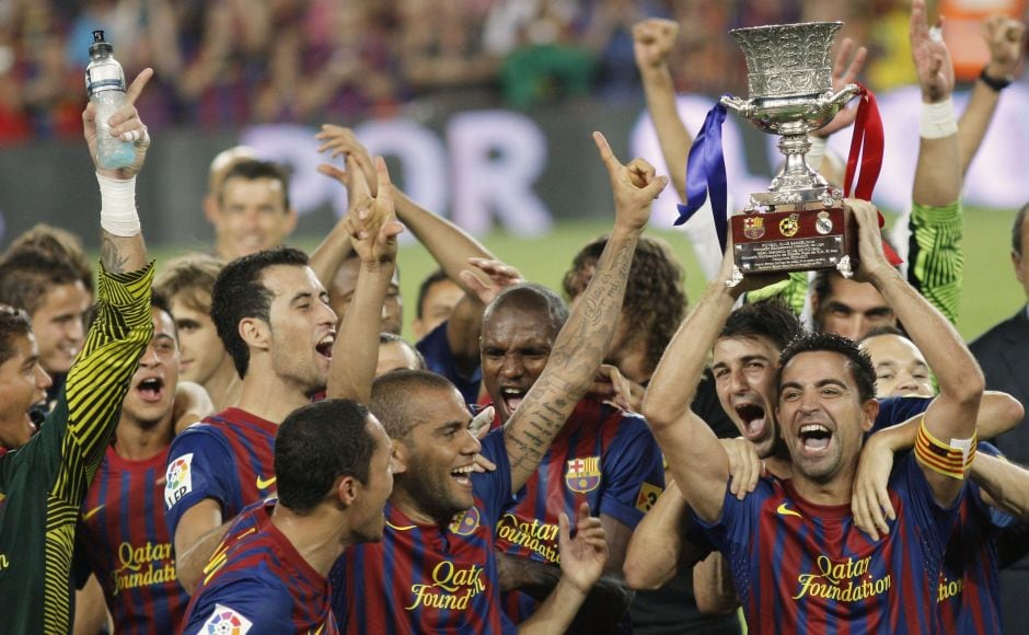 Winners of the Champions League and the Spanish League in the 2010/11 season, FC Barcelona won the 2012 Laureus World Team of the Year Award.