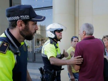 Barcelona attack was claimed by Islamic State. AP