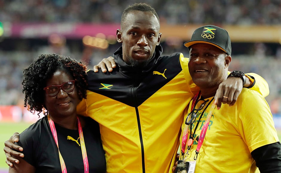 The World Championships came to a close with Jamaica's Usain Bolt taking a final lap around the track. The curtains came down on the career of one of the most celebrated athletes. The crowds rallied behind the Jamaican sprinter who also posed with his parents during the goodbye lap. AP