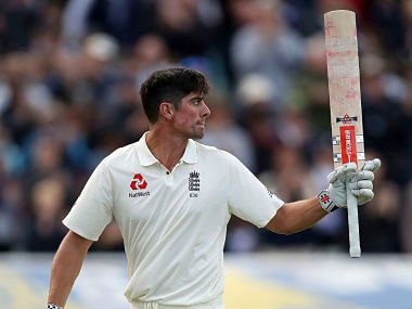 England vs West Indies: Alastair Cook's marathon nine-hour innings pushes visitors on the back foot