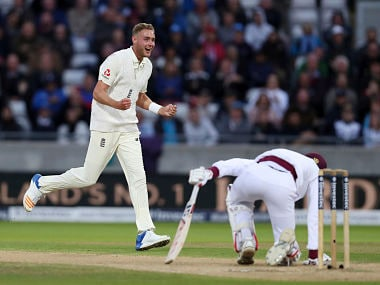 England vs West Indies: Seamers make merry as visitors lose 19 wickets on Day 3 to hand hosts innings win
