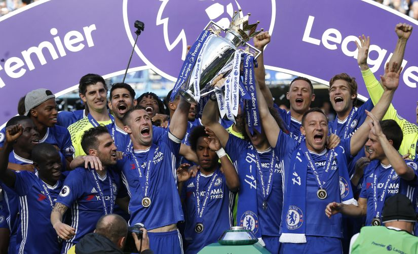 Chelsea will find it hard to retain the title but past experience could be key. AFP