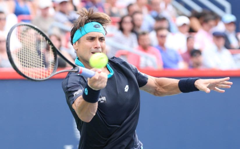 David Ferrer had fallen out of the top-40 after a slump but has rediscovered some of his best form in the last few weeks. Reuters