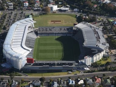 File image of Eden Park. Getty