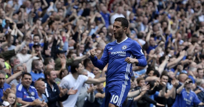 With Diego Costa all but out, and Alvaro Morata needing time to find his feet, Eden Hazard will have to make up for the lack of goals for Chelsea to defend the title. Reuters