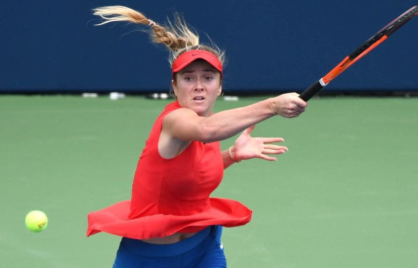 Elina Svitolina is enjoying a breakthrough year with five titles to her name but can she bring that same form to a Grand Slam? Reuters