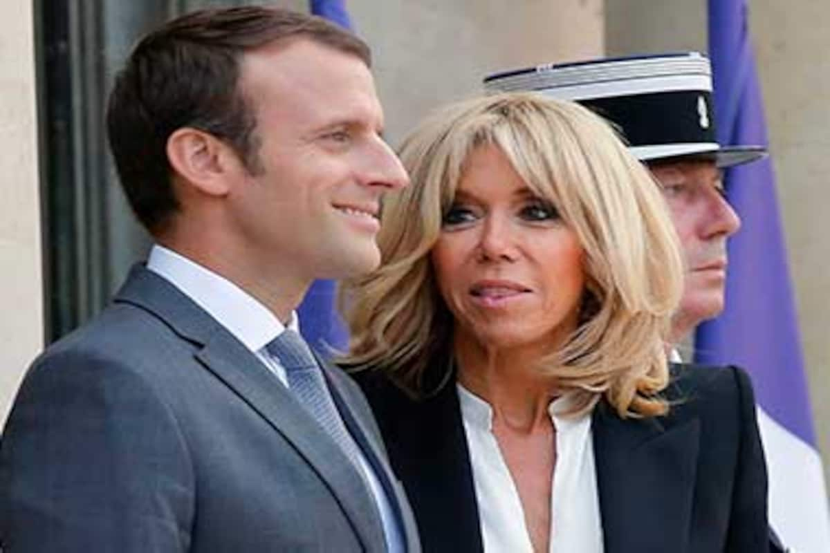 Brigitte Macron Says Will Take On Informal Role As France S First Lady After Opposition World News Firstpost