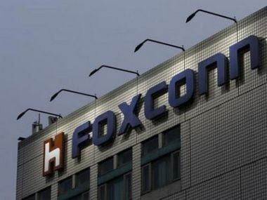 A factory worker commits suicide at manufacturing plant of Foxconn  in China