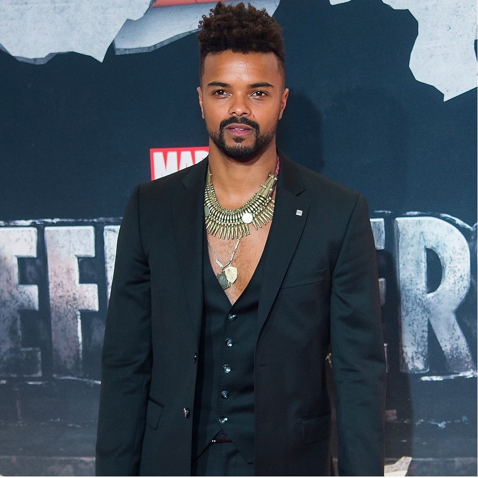 NEW YORK, NY - 31 JULY: Actor Eka Darville attends the 'Marvel's The Defenders' New York premiere at Tribeca Performing Arts Center on 31 July, 2017 in New York City. (Photo by Michael Stewart/Getty Images)