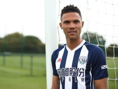 Kieran Gibbs has joined West Bromwich Albion from Arsenal on a four-year contract. Image Courtesy: Twitter @WBA