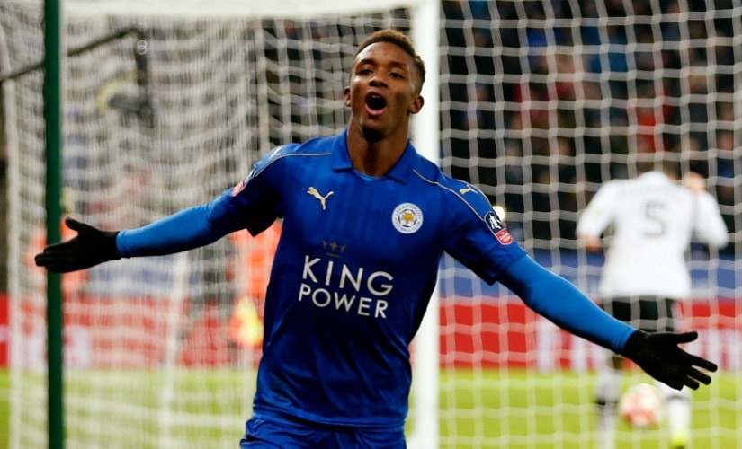 Demarai Gray's talent was never in question as he played his part whenever called upon in Leicester City's title winning season. Reuters