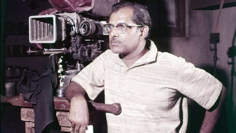 Hrishikesh Mukherjee (1981-82). Image via Facebook