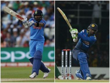 Live India vs Srilanka, 1st ODI in Dambulla, cricket score and updates: Axar castles Mendis