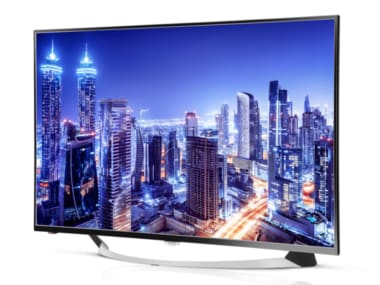 The Intex 43-inch UHD TV