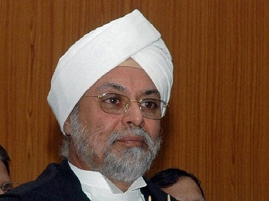 JS Khehar favours peaceful resolution of Ayodhya dispute, says India can't be communal if it wants to be global power