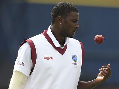 File image of West Indies captain Jason Holder. AFP