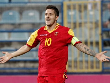 AS Monaco have signed striker Stevan Jovetic from Italy's Inter Milan. Reuters
