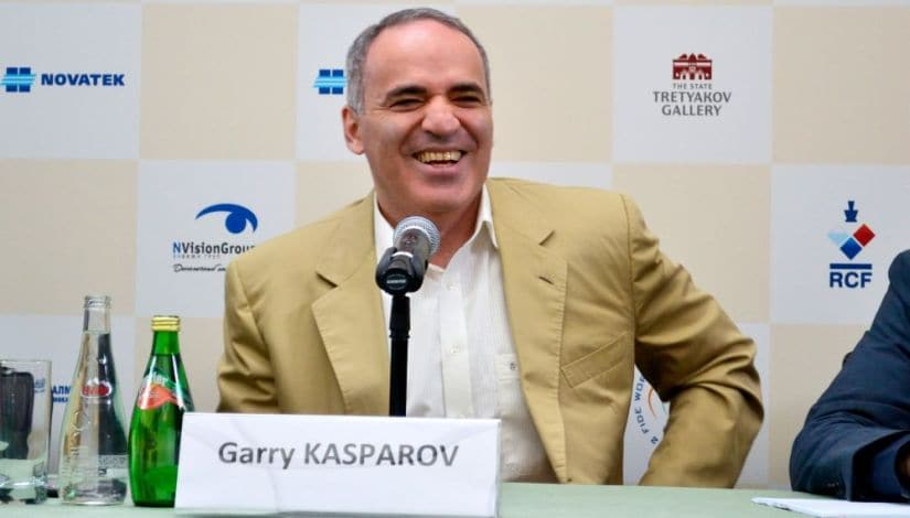 Garry Kasparov is coming out of retirement for the Saint Louis Rapid and Blitz event.