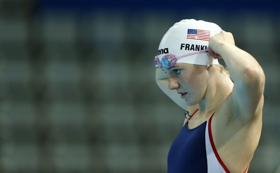 American swimmer Missy Franklin, at 18, became the youngest ever winner of the Laureus World Sportswoman of the Year Award in 2014.