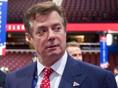 File image of Paul Manafort. AP