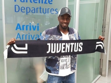 Juventus snap Blaise Matuidi from Paris-Saint Germain for €20 million. Twitter/@juventusfc