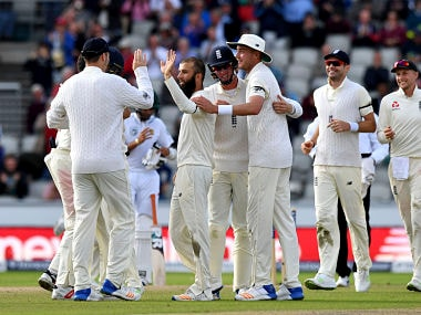 Moeen Ali took his fourth 5-wicket haul to help England complete a series win over South Africa. AP