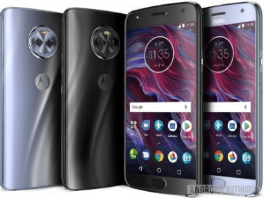Leaked images of Moto X4. Android Authority.