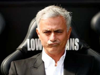 Manchester United manager Jose Mourinho looking to capitalise on good start. Reuters