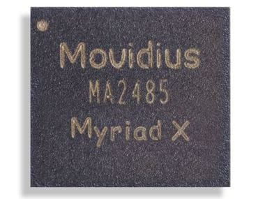 Movidius Myriad X