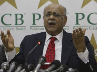 BCCI neither approved nor rejected playing matches with Pakistan, says PCB chief Najam Sethi