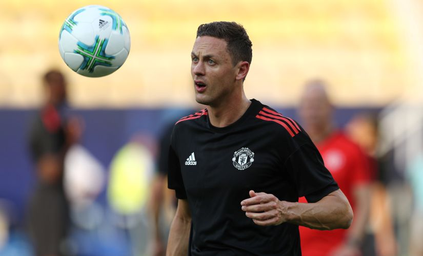 Nemanja Matic's elegant passing and composure will be a massive boost for Manchester United's title challenge. Reuters