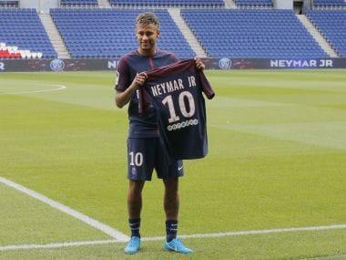 File image of Neymar. AP