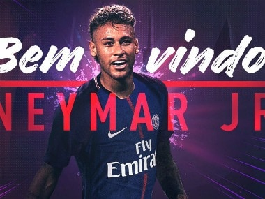 Neymar is expected to be complete his transfer in coming day. twitter.com/@PSG_English