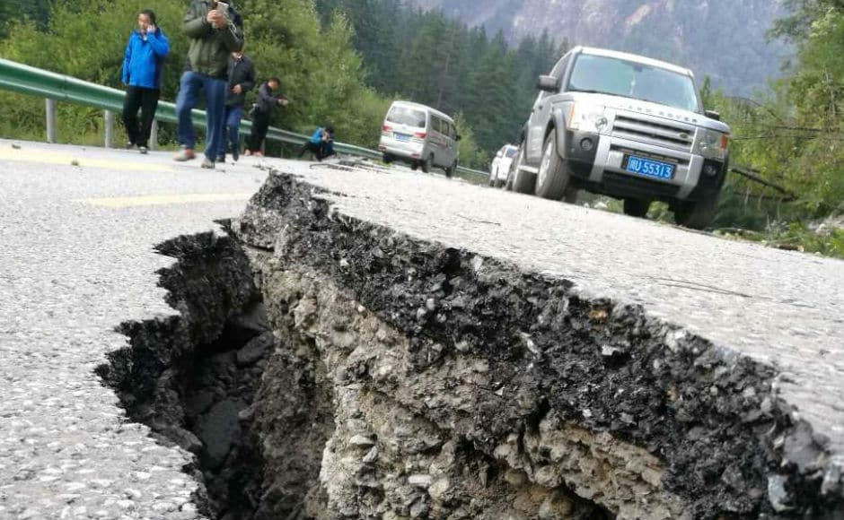 At least 12 people were killed and 175 injured when an earthquake measuring 6.5 on the Richter scale rocked China's Sichaun province. Authorities fear the death toll may climb further. Reuters