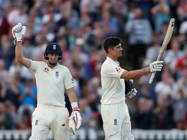 England vs West Indies: Alastair Cook says Joe Root is best player he has played with