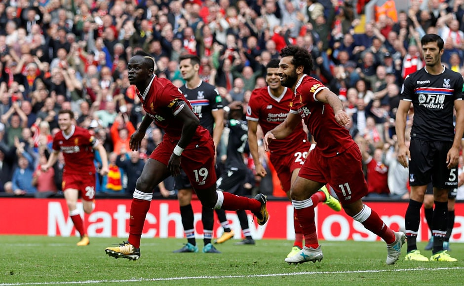 Sadio Mane's goal was all that Liverpool needed to get all-3 points against Crystal Palace. After drawing their first game, Jurgen Klopp's side won their first home fixture of this season. Reuters